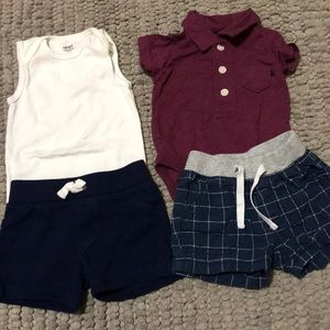 2-piece Outfit Bundle Sz 3M
